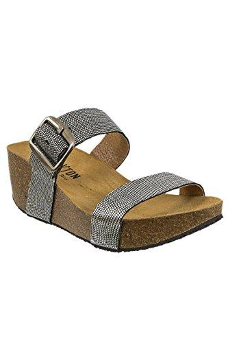 sandales - nu pieds plakton 273004 so rock noir