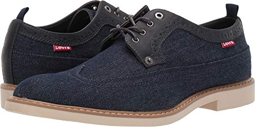 Levi's¿ Shoes Men's Tindal DNM Navy 9 M US