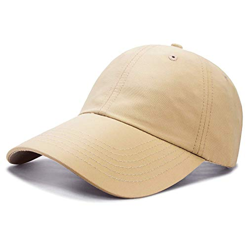 AOHAN Unisex Baseball Cap for Men Women Baseball hat Adjustable Baseball Cap Golf hat with Quick Drying and Washable Material for Travel Running Cycling Hiking Golf