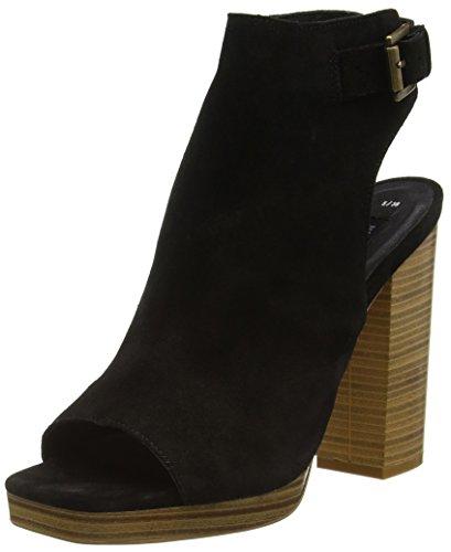 New Look Premium Steps, Botines para Mujer Negro - Black (01/Black)