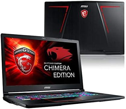 MSI GE73VR 7RF Raider Gaming Laptop - Intel Core i7-7700HQ