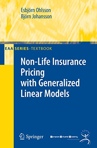 Download Non-Life Insurance Pricing with Generalized Linear Models (EAA Series) Pdf