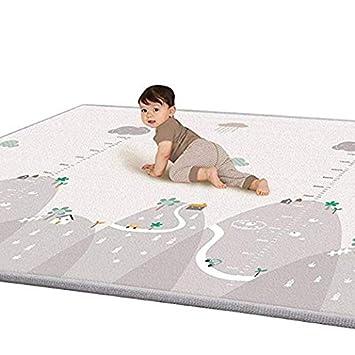 Baby Sport Play colchoneta,Alfombras Infantiles para Bebés ...