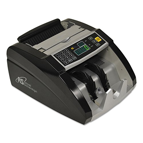 Baroness Sovereign Money Counting Machine, High Speed Bill Counter, Rear Dollar Bill Load (RBC-660)