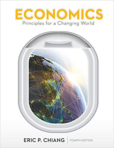 Economics: Principles for a Changing World: 9781464186660 ...