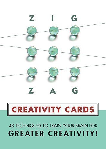 ZIG ZAG Creativity Cards