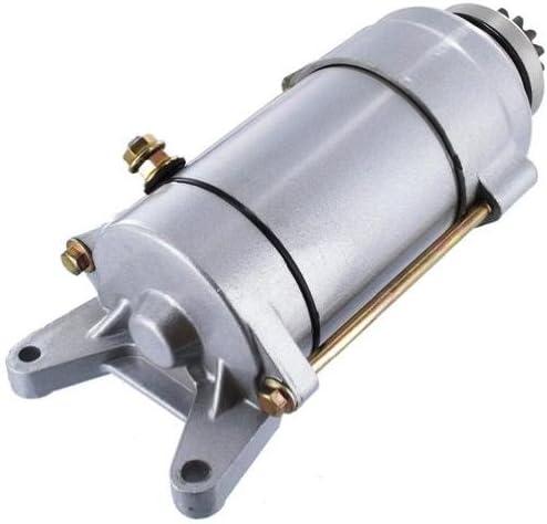 Discount Starter /& Alternator Replacement Starter For Yamaha Powersport V-Star Motorcycles