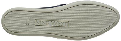 Lildevil Women's Fabric Fashion Navy Sneaker Nine Black West E6qFff