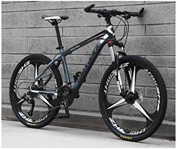 Bicicleta de Montaña 26 Pulgadas Rueda Integral Suspensión Unisex ...