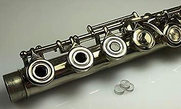 Flute Plugs for Open Hole Flute 10pcs Open Hole Flute Plugs