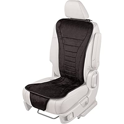 AirFlex 60-272005 Lumbar Full Seat Auto Cushion with Fixed Air Compression, Black: Automotive