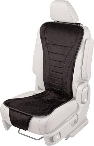 AirFlex Lumbar Full Seat Auto Cushion with Fixed Air Compression, Black