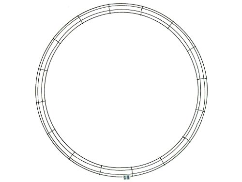 "Panacea PAN36010 Box Wreath Frame 36"""