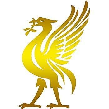 Amazon.com: Liverpool emblem bird sticker decal 4