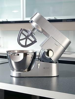 Kenwood KM010 - Robot de cocina, 600 W, bol 1.4 litros de capacidad: Amazon.es: Hogar