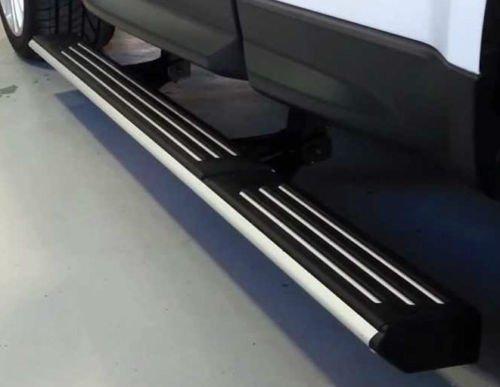 Deployed Side Steps For Range Rover Genuine Accessory: EuroActive Range Rover Sport OEM Genuine L494 2014