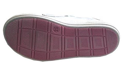 Däumling Zapatillas Para Niña silber (Regency ciclamino)