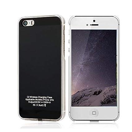 Amazon.com: Antye Qi - Carcasa para iPhone 5, 5S, SE ...