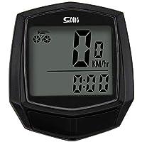 ARCELI Fiets Bekabelde Stopwatch Multifunctionele Fietscomputer Snelheidsmeter Kilometerteller Sensor Buitensport…