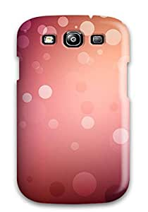 Premium Tpu Pink Cover Skin For Galaxy S3