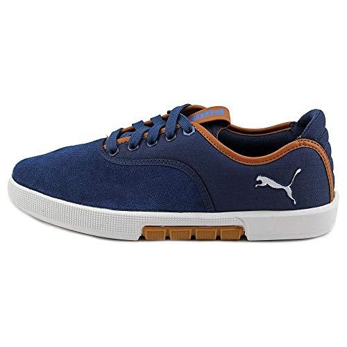 Hommes Puma Funist Lo Mu Baskets Bleu OpfpHrx