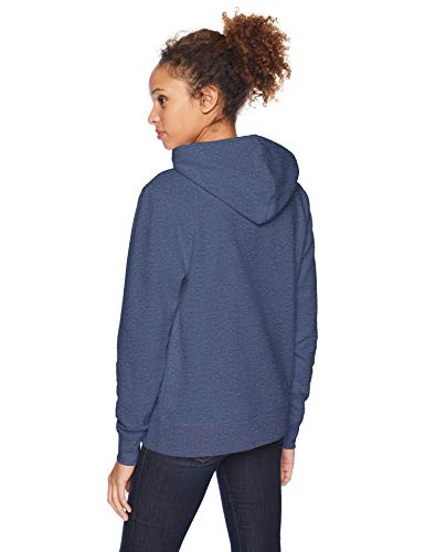 Sweat navy À Amazon Heather Bleu shirt Essentials Wae50016fl18 Capuche gn0ESZw0q
