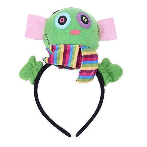 (Supplies Party - Halloween Props Hair Hoop Pumpkin Skull Devil Kids Gifts Headbrands Christmas Party - Boy Hats Girl Ball Rose Minions Toys Beach Thomas)