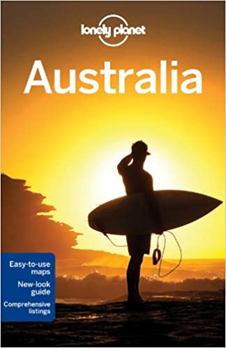 Lonely Planet Australia (17th Edition)