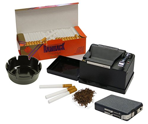 Powermatic 2 Plus Electric Cigarette Machine Package Starter Set
