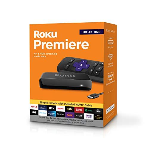 Roku Premiere | HD/4K/HDR...