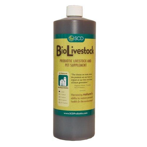 SCD Bio Livestock – 1 Liter Review