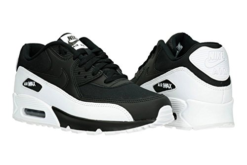 wholesale dealer 9125c b7ecd ... Home Nike NIKE Air Max 90 Essential casual sneakers mens blackwhite New  ...
