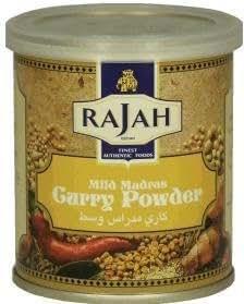 how to make madras curry powder