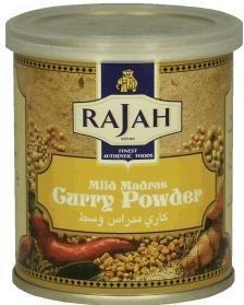 Rajah Madras Curry Powder (Mild) - 3.5oz