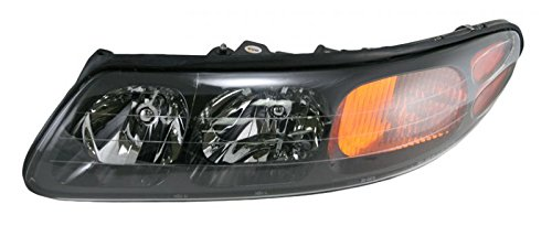 Pontiac Bonneville Headlight Lh Driver - Headlight Headlamp Driver Side Left LH for 2004 Pontiac Bonneville