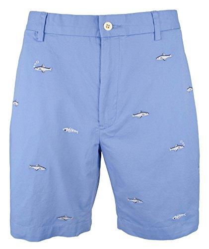 Polo Ralph Lauren Mens Classic Fit Casual Khaki, Chino Shorts