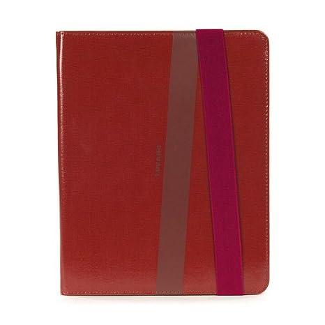 Tucano Agenda - Funda para Apple iPad 2/3/4, Rojo: Amazon.es ...