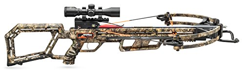 Wicked Ridge by TenPoint Warrior Ultra-Lite Crossbow Package, Quiver, Arrows and Multi-Line Scope