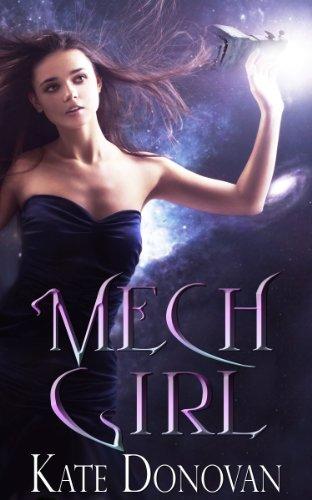 book cover of Mech Girl