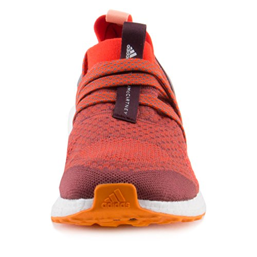 Adidas Di Stella Mccartney Donne Ultra Spinta X Le Scarpe Da Tennis In Terra Rossa / Smc / Radiante Arancio F10 / Albicocca Rosa / Smc