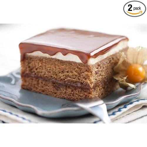 The Original Cakerie Sticky Toffee Pudding Dessert Cake - 2 per case.: Amazon.com: Grocery & Gourmet Food