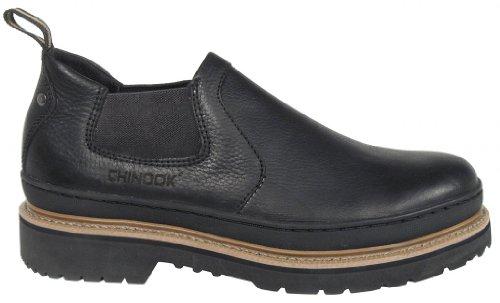 - Chinook Footwear Men's Romeo-13 W-Black