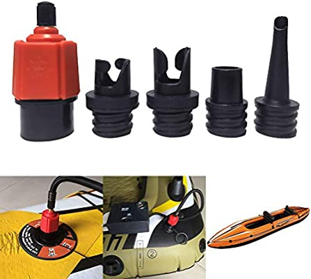 Inflatable Boat Air Valve Kayak Canoe Dinghy Accessorie Air Valve Gas Nozzle