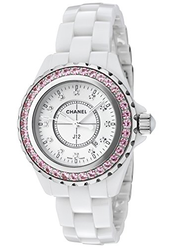 Chanel J12 White Ceramic Unisex Watch H2010
