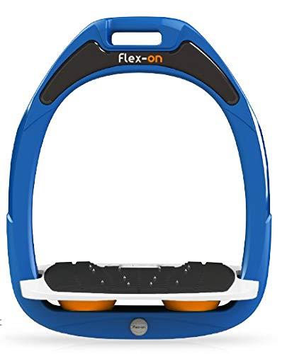 本物の 【 限定 Mixed】フレクソン(Flex-On) オレンジ 鐙 ガンマセーフオン GAMME SAFE-ON ホワイト Mixed ultra-grip フレームカラー: ブルー フットベッドカラー: ホワイト エラストマー: オレンジ 09372 B07KMPRLHJ Parent, トクリサ:0deef9f9 --- diceanalytics.pk