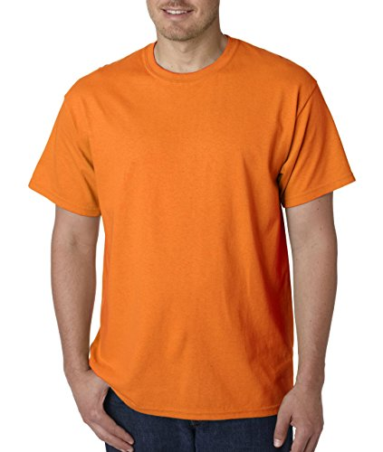 Gildan Men's G500 5.3 oz. T-Shirt, Safety