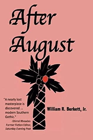 book cover of After August