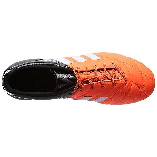 buy popular 8d956 f47b4 50% de descuento adidas Ace 15.1 FG AG Leather - Botas para hombre