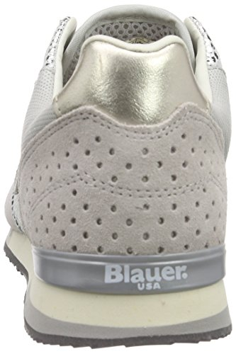 Lam Argento USA Navy Basse Donna 6sworunori Sneaker Blauer axEnYwqZa