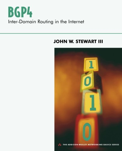 BGP4: Inter-Domain Routing in the Internet: Inter-Domain Routing in the Internet